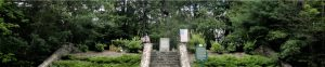 The Revolutionary War memorial of Hungry Hill.